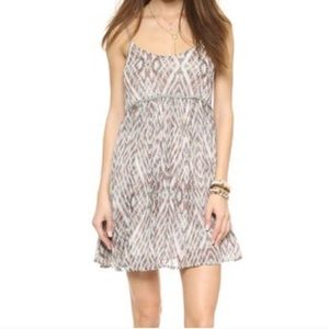 Free People periscopes in the sky dress babydoll